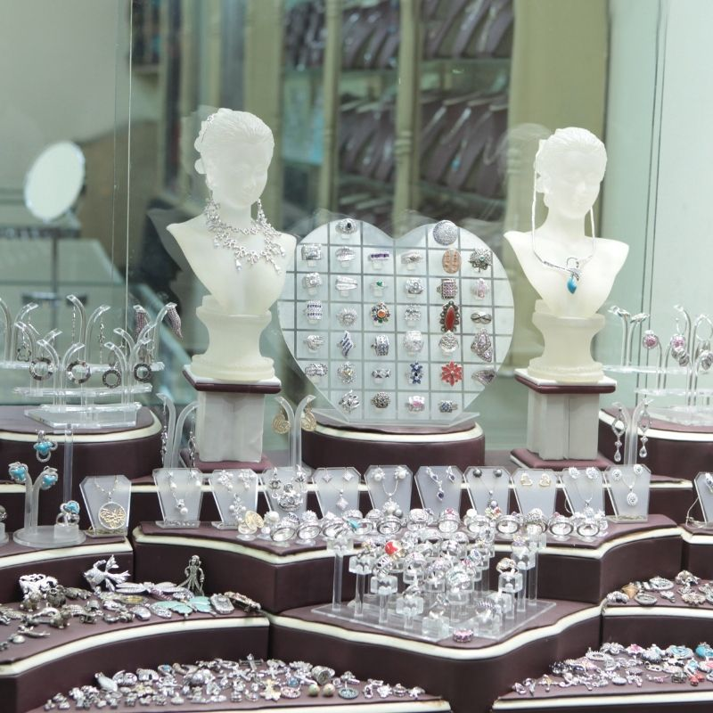 Jewelry Store Window